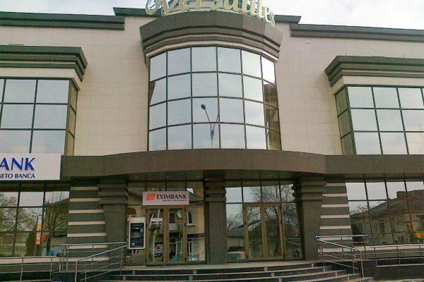 Fatade de calitate superioara din sticla si aluminiu la cele mai mici preturi in Moldova