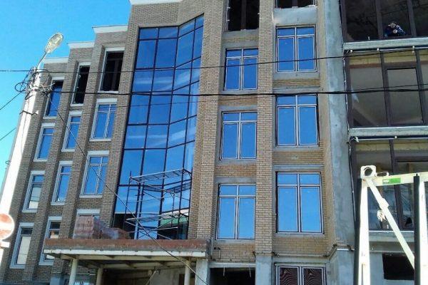 Fatade din sticla si aluminiu la pret mic in Chisinau