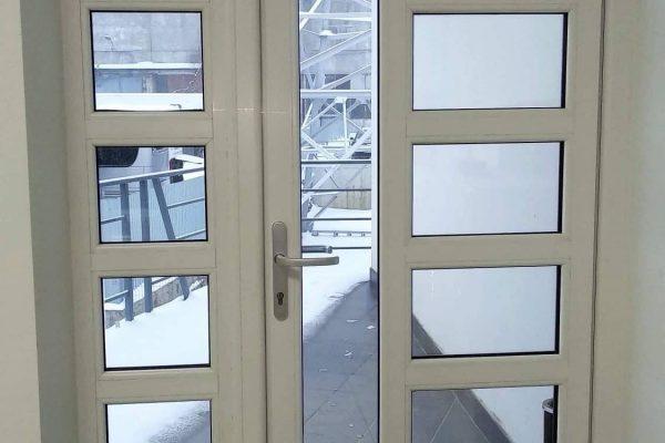 Usi PVC pentru exterior Chisinau
