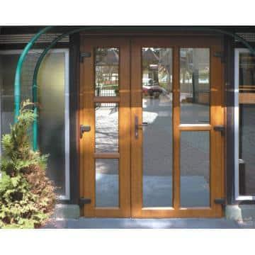 Usi PVC pentru exterior